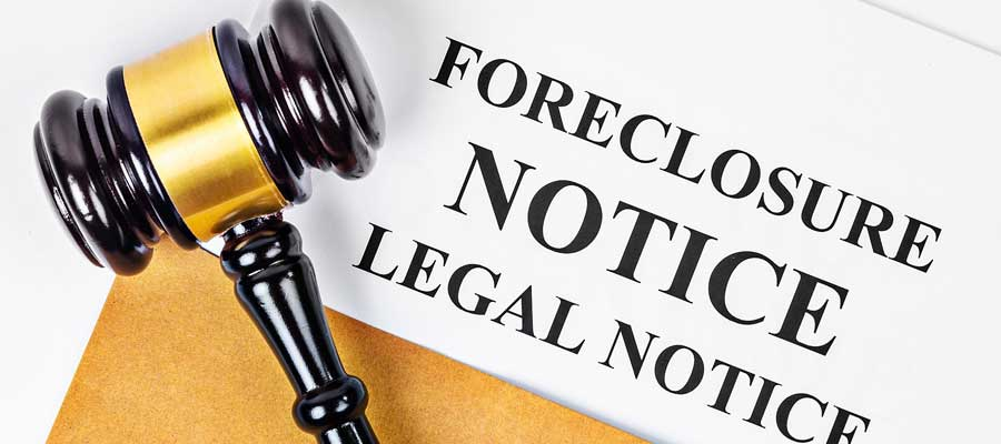 what is foreclosure process